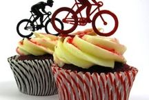 Party theme, bicycle, Tour de France