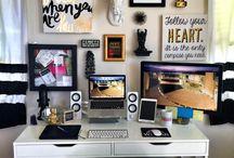 Beautiful Spaces / Decor, Furniture