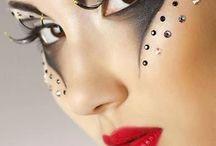 make up carnevale