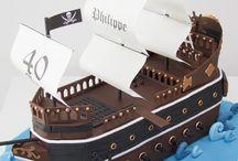 Gateau pirates