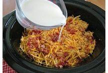 Crockpot/One pot meals