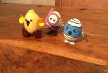 Famous Eggs