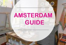 Amsterdam Reise Tipps | Hotels, Restaurants, Shopping / Where to go. What to do.What to see. Where to shop.