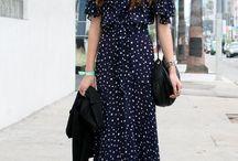 SS2017 Inspiration...Tea Dresses