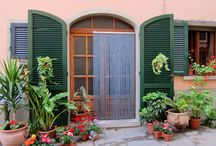 Doors, windows, balconies and patios around the world / Love at first sight ! Thru my lens and others