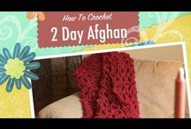 That's Pinteresting-Free Video Tutorials by Mikey of The Crochet Crowd / Learn how to Crochet with videos created by Mikey of the crochet crowd  / by The Crochet Crowd