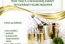 Program Hotel Kamila / Program, ktorý sa odohráva v našom hoteli(plagáty, pozvánky...) (plesy, festivaly...)