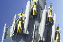 Letadla vojenská