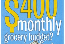 Budgeting Ideas / by Christine Stephens Diorio