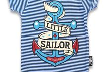 Ahoy, it's a boy! / For our sailor baby