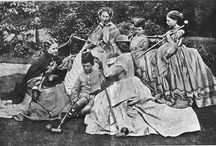 1860s Croquet / by Micaila Curtin