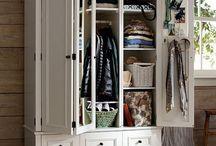 Organization - Bedroom Armoire