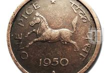 Coins of Anna Series / Story behind the coins of Anna Series