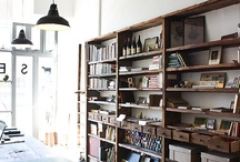 Open Shelves - Books