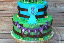 Jedinečné dorty/Unique cakes