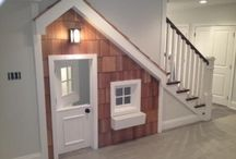 DIY Child's Play Space / by Kathy Grimm