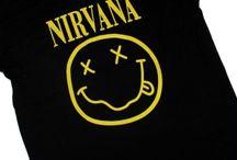 Футболки Nirvana / Футболки Nirvana для настоящих поклонников