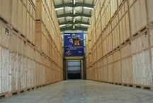 Warehouse Storage / View our warehouse storage solutions and personal storage containers at McGimpsey Removals for the safe and secure storage of household contents, personal effects, fine arts and antiques.