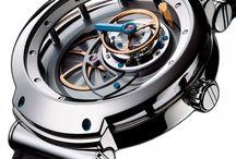 Pánské skeleton hodinky