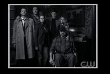 Supernatural: The Obsession / This is my current television obsession!  I love this show!! / by Caitlin Jones