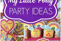 Candy my little pony rainbow