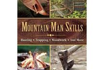 Mountain men and woodsrunners skills / Skills