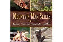 Mountain men and woodsrunners skills / Skills