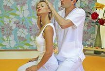 Masaj terapeutic Yumeiho / Efectuat manual de terapeutul Esprit.