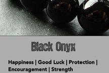 Black Onyx  / Yoga Bracelets | Men's & Women's Beaded Mala | Handmade Luxury | Law of Attraction | Organic Chakra Healing Energy | Friendship & Love | Free Shipping.