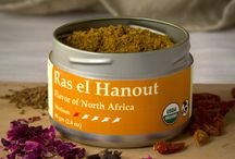 TTS Co. - Ras el Hanout / Ras el Hanout brings the flavors of the ancient spice routes into your kitchen.  This spice mix is a true meeting of East and West with a brilliant combination of floral and spice tones with just a hint of heat.  We love to add it to slow cooked stews and legumes, rice or couscous.