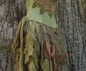 Fairy clothing and Fairys / The wonderful world of fairies.