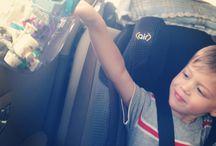 dzieci auto