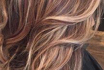 Hair style and ideas