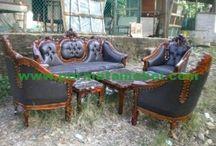 Kursi Sofa Romawi