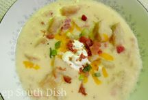 Soups and Stews / by Lyndsey Weaver