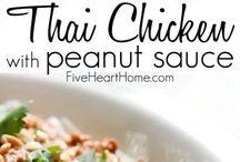 Slow cooker ( Chicken )