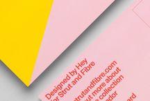 Ambassador Postcards / Postcard templates created for Strut and Fibre by our Ambassadors including, Supermundane, Build, Hey Studio, Malika Favre, Richard Hogg, Delight, Steven Wilson, Two Times Elliott and Bread Collective.