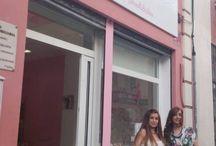 Tienda física de NuriBel Purpurin / Podeis encontrar nuestra tienda en Sevilla en la calle Hernando del Pulgar nº 20 41007
