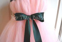 Ribbon Tutu Dresses