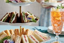 Tea Time Sandwich