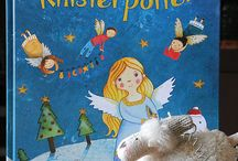 Der kleine Engel Knisterpolter / A picture book I've illustrated for Ellermann Verlag in 2016.The text about the little angel Knisterpolter was written by Andrea Schütze