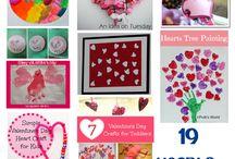 Valentine Love / by Danielle .
