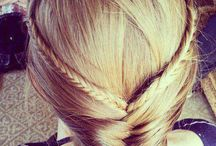 Hairstyles / Cute and easey hairstyles for all