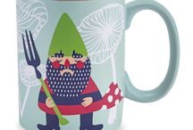 Cool Mugs by Kitsch'n Glam / Share the love. Life happens, look fabulous!