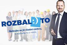 ROZBAL TO / http://www.rozbalmeto.cz