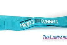 Polyester Lanyards / Our most popular type of lanyards, these are made from a high-quality polyester material and feature a silk-screened logo or design!