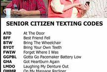 Funnies / Making me laugh...