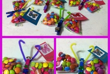 Rainbow butterfly party ideas