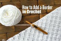 Crochet and borders