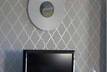 Home - Wall Treatment / by Jennifer Pittsford